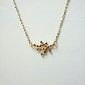 💕4/$25💕Gemini Zodiac Constellation Necklace